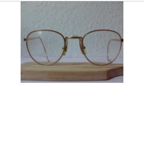 Große Gläser (können auch rund, eckig etc. sein) - (retro, Vintage, Brillenart)