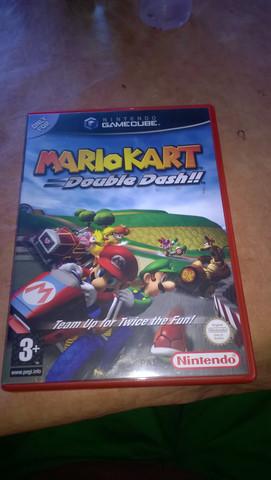 Mario Kart Double Dash  - (Gamecube, Mario Kart)