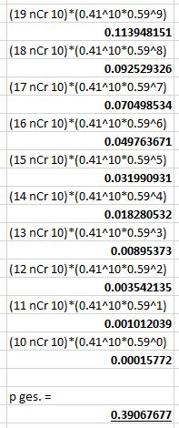 Gibt es einen Weg diese Formeln in eine zu fassen?