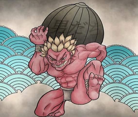 Gibt es ihn in der japanischen Mythologie?