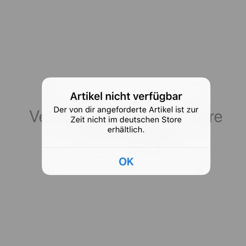 Mein App Store  - (iPhone, App Store, IOS 11)