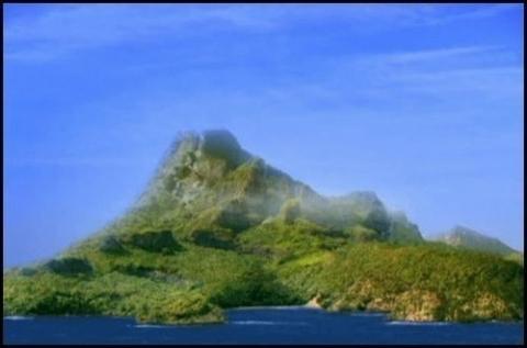 """Mako Island"" - (gefälscht, Mako Island)"