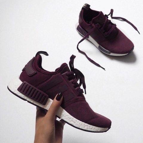 Gibt es noch die Adidas NMD R1 in Weinrot zum kaufen  (Schuhe) 8042979d84