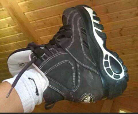 Buffalo Plateau Boots  - (Jungs, Mode, Kleidung)