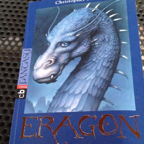 Das ist der 1 Band  - (Film, Kino, Eragon)