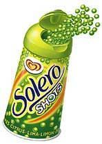 gibt es noch solero shots in grün zu kaufen?