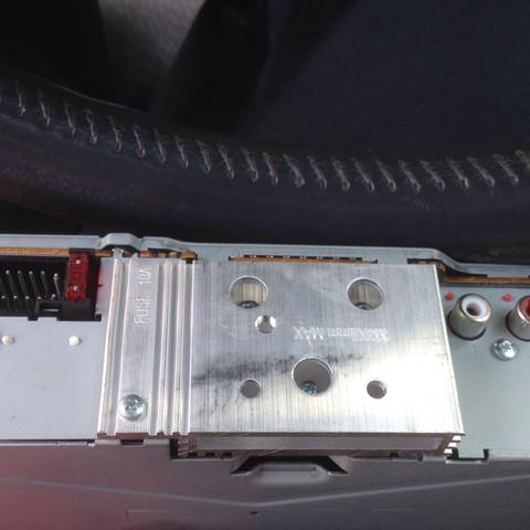 Neues Radio  - (Auto, Radio, Musikanlage)