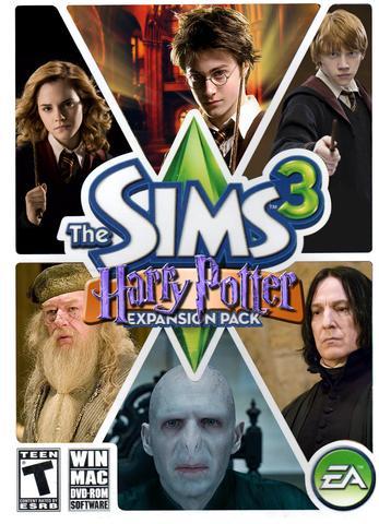 Gibt Es Sims 3 Harry Potter Erweiterungspack