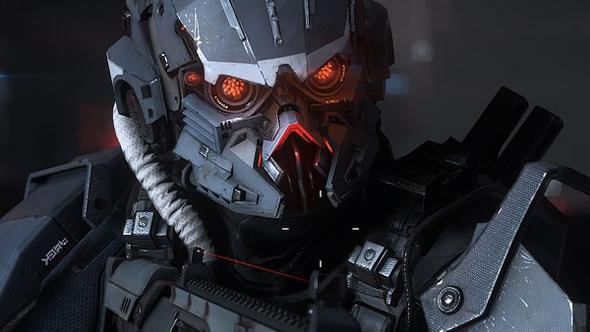mit den leucht Effekten  - (Kostüm, SciFi)
