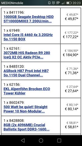 Specs - (PC, Hardware)