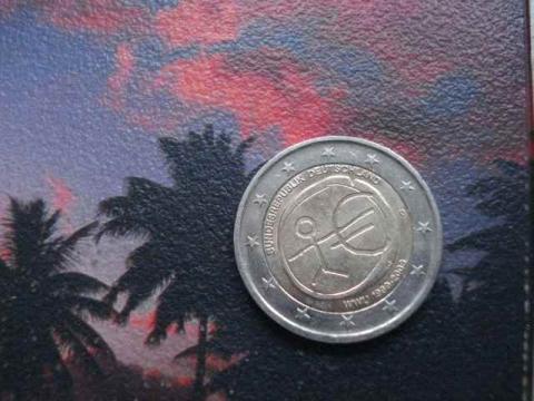 2 Eurostück - (Muenzen, Faelschung, 2 Euro)