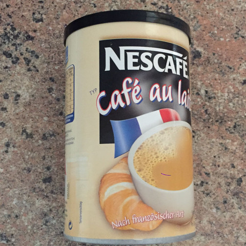Kaffee  - (Kaffee, Au, lait)
