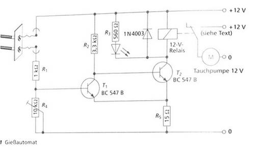 gie anlage gie automat erkl rung hilfe technik elektronik. Black Bedroom Furniture Sets. Home Design Ideas