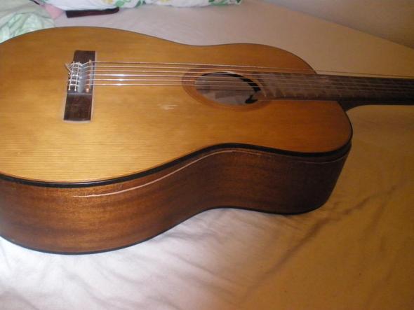 die gitarre - (Musik, Gitarre)