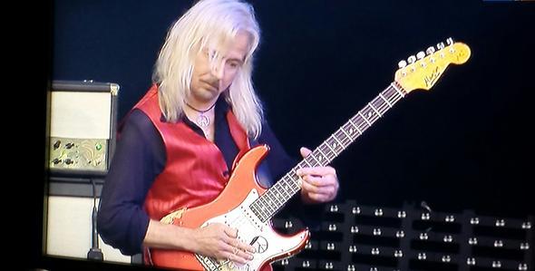Bernd Römer + Stratocaster - (Gitarre, Karat, Stratocaster)