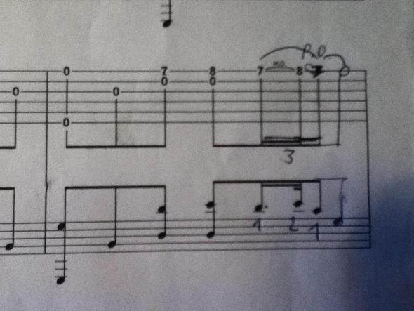 P2 - (Gitarre)