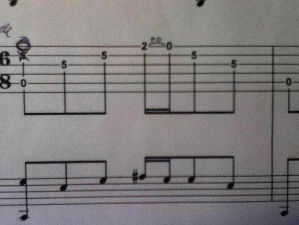 P4 - (Gitarre)