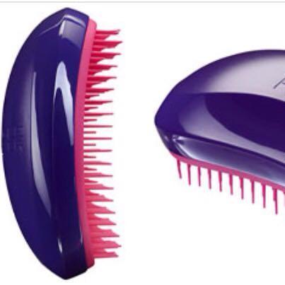 Glättet Eine Tangle Teezer Haarbürste Wirklich Die Haare
