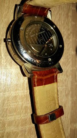 Rückseite der uhr - (Uhr, Armbanduhr, Echtheit)