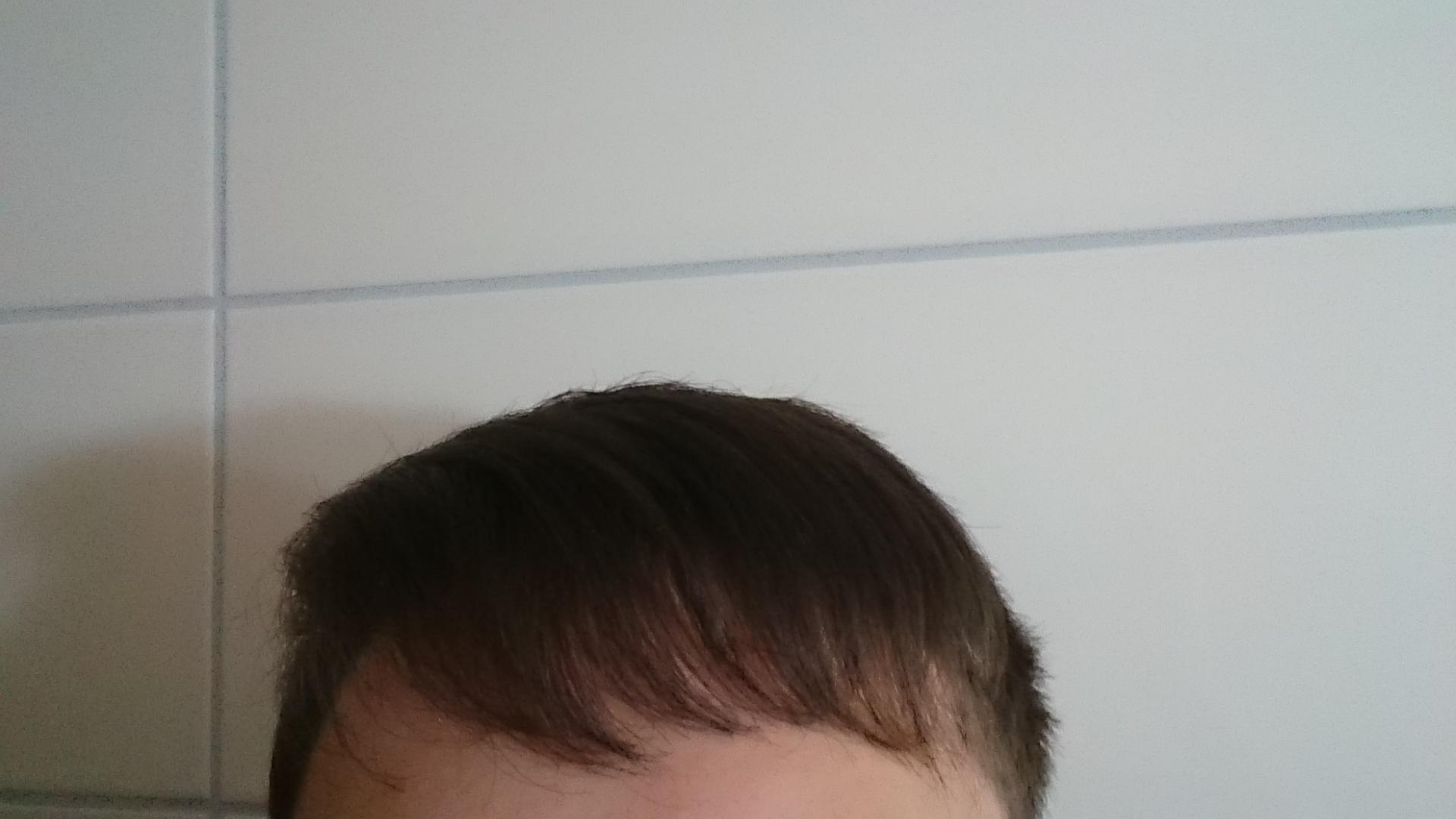 Glatte Haare Stylen, halten aber nicht (Styling)