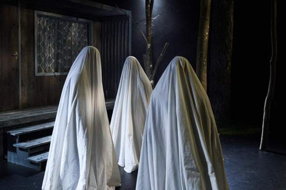 Do you believe in ghosts (ghosts)?