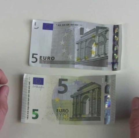 Glaubt Ihr Der Wert Von Alten 5 Euroschein Steigt Geldschein