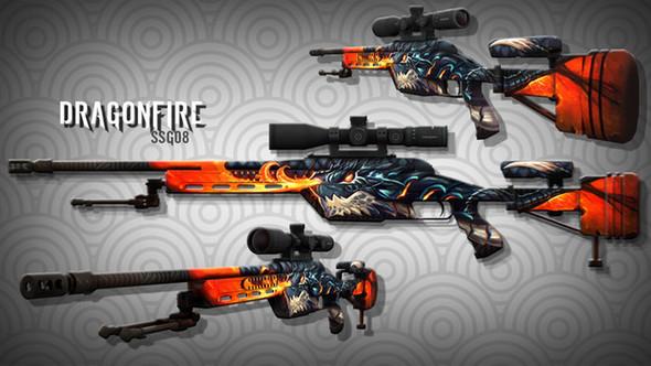 Glaubt ihr die SSG Dragonfire wird noch unter 20 € droppen?