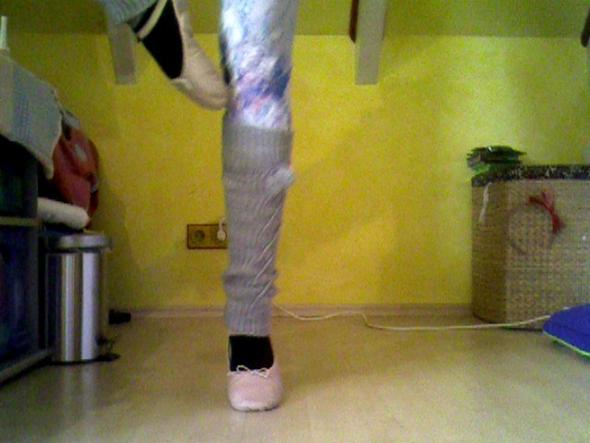 Passé Gewichthalten - (tanzen, Ballett)