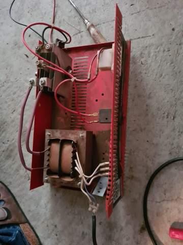Gleichstromladegerät kein Strom?