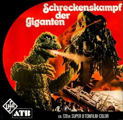Godzilla wurde kürzlich 65! Kleine Umfrage diesbezüglich (Wer feiert mit)?