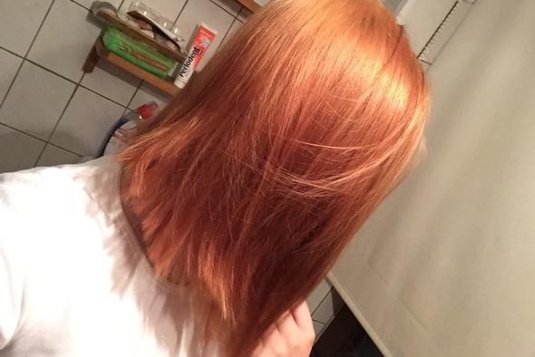 Ich Habe Gold Gelb Orangene Haare Nach Einer Blondierung Was Soll