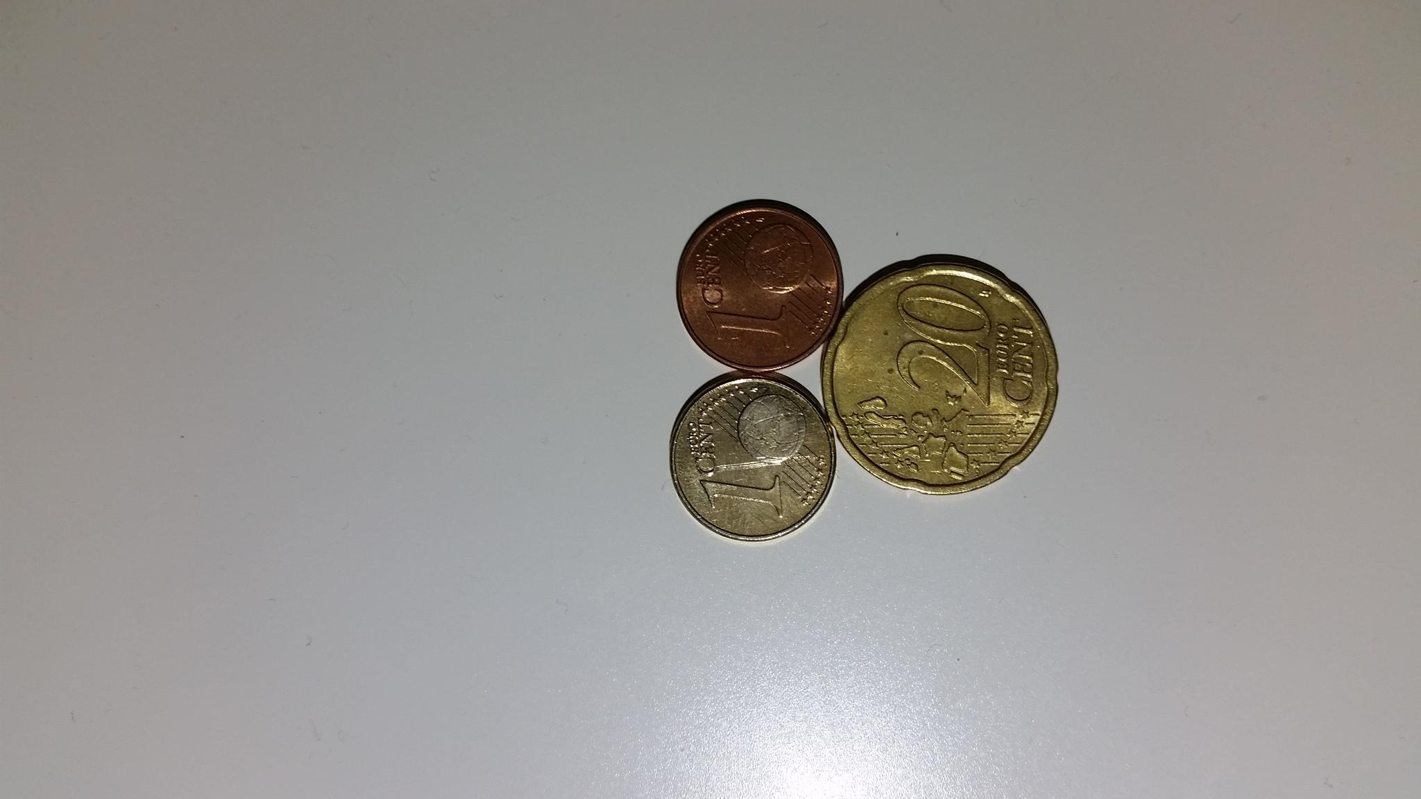 Goldene 1 Cent Münze Wie Viel Ist Sie Ca Wert Preis