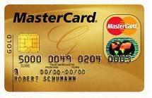 - (Kreditkarte, Mastercard)