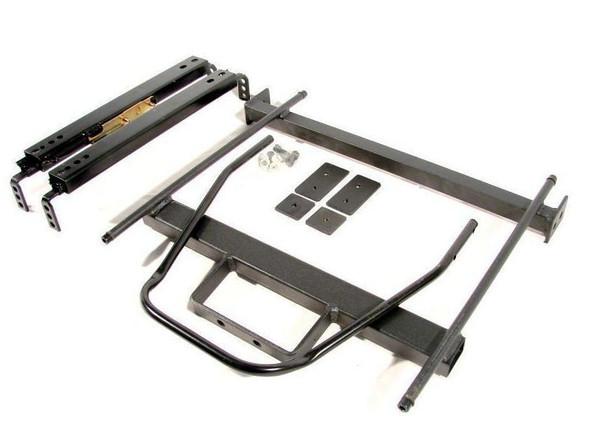 Sitzkonsole mit Laufschienen - (Technik, Auto, Technologie)