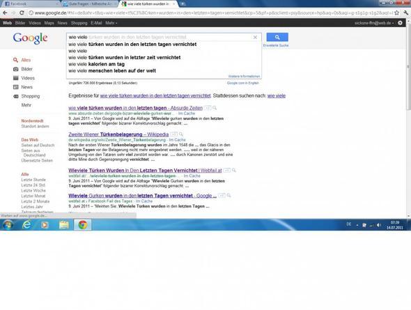 ... - (Google, Fremdenhass)