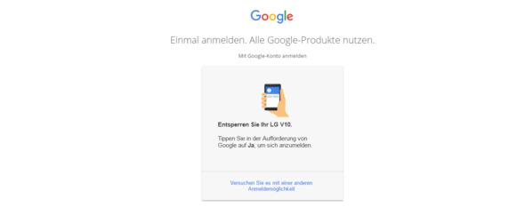Auf'm Pc - (Handy, Google, Account)