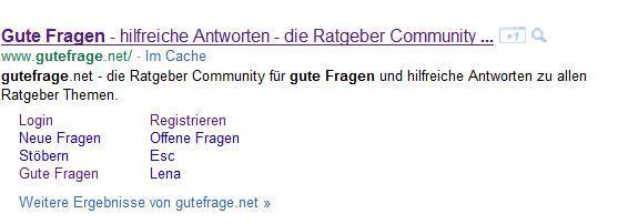 Anzeige - (Google, Bewertung)