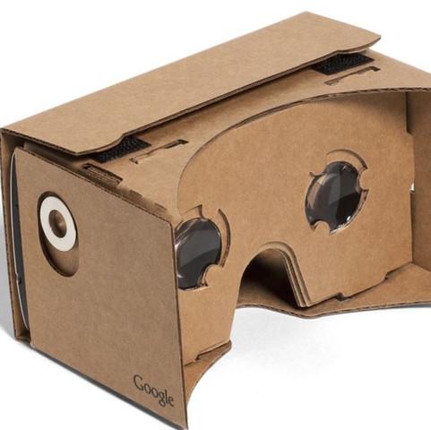 Da sieht man es 😁 - (Google, VR Brille, cardboard)