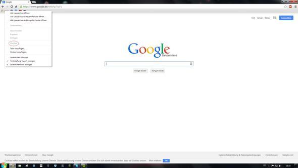 Kann nicht löschen - (Chrome, Lesezeichen)