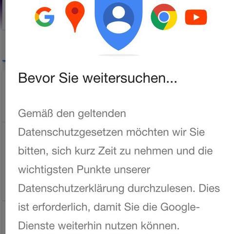 Bild 1 - (Google, ios, Safari)