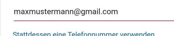 Google Gmail ist das gleiche wie bei Microsoft konto was passiert?