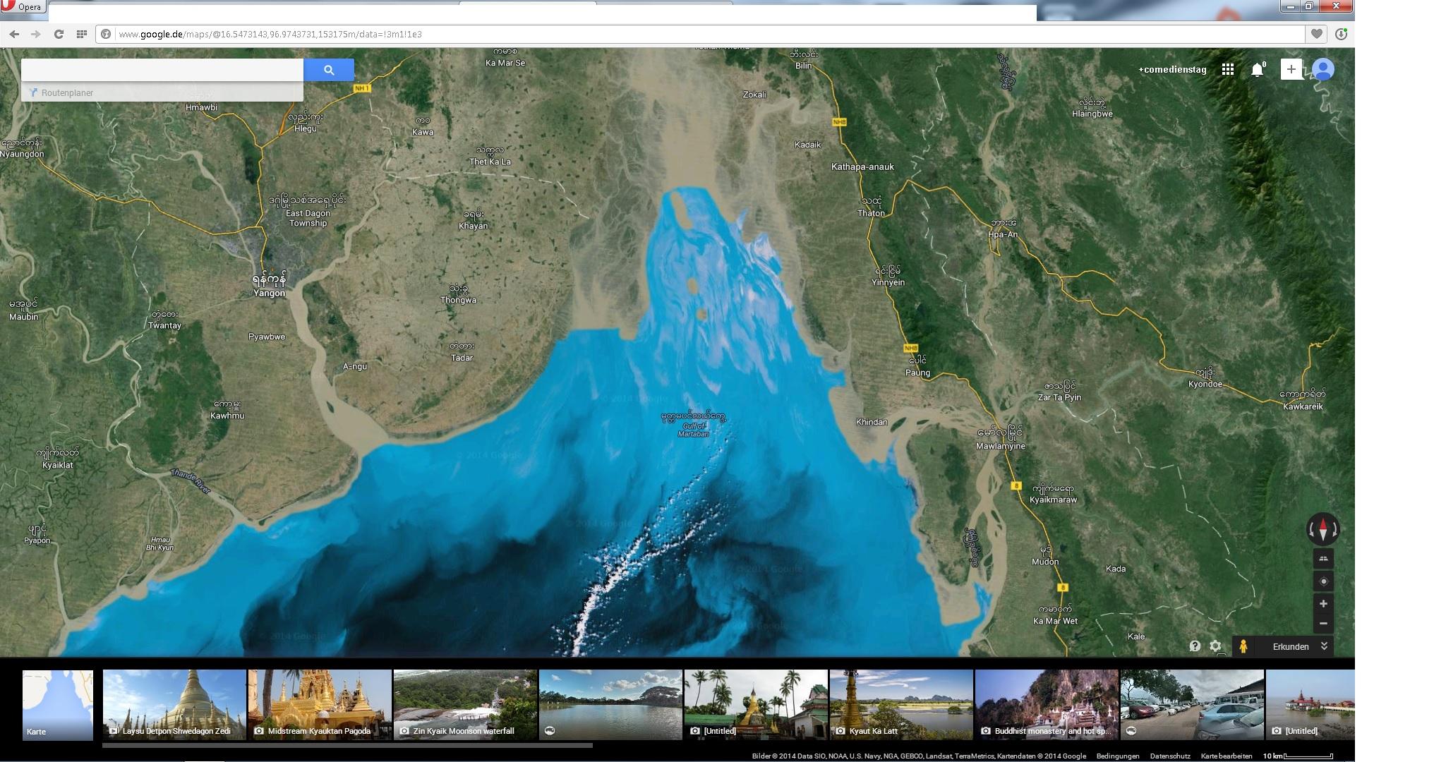 google maps komische bilder was ist das google earth. Black Bedroom Furniture Sets. Home Design Ideas