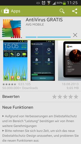 So siehts aus - (Handy, Google Play Store)