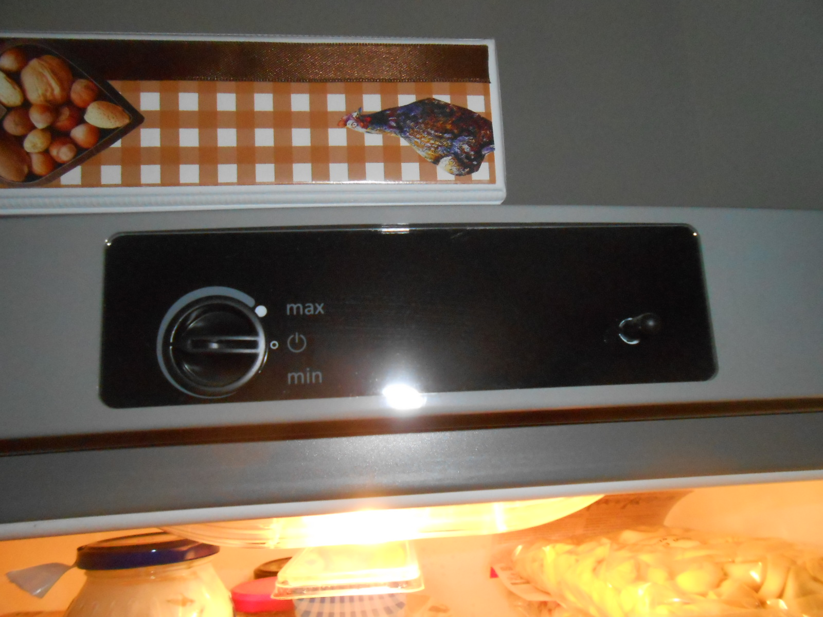 Kühlschrank Gorenje : Gorenje kühlschrank minmax temperatur regler