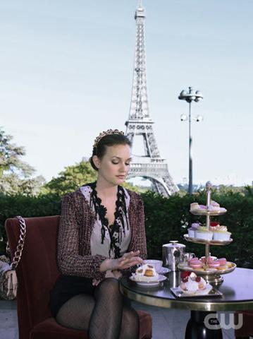 Blair in Paris - (Paris, Gossip Girl, suesses)