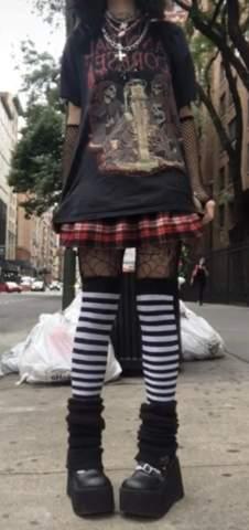 Goth anziehen?