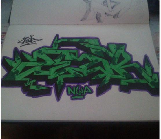 sketch - (Graffiti, Crew, sketch)