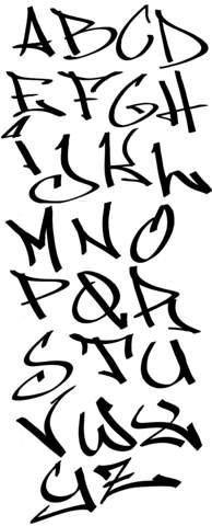 Graffiti Tag stift?