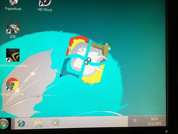 PC Bildschirn_2 - (Computer, PC, Windows)