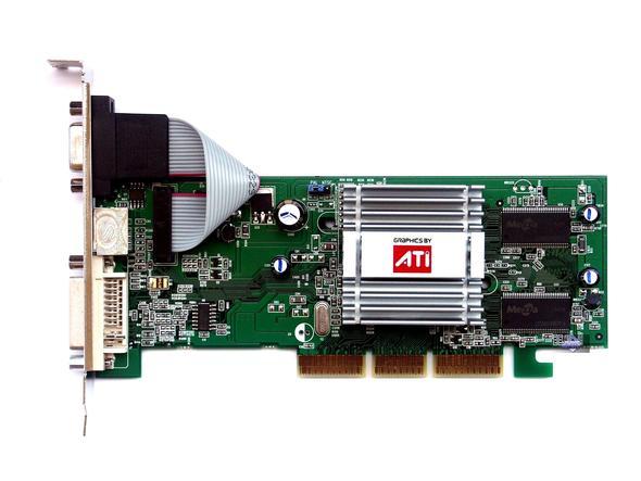 Grafikkarte 64bit - (Grafikkarte, ATI, Radeon)